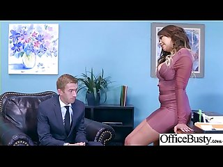 Office girl lpar cassidy banks rpar with big round melon tits like sex mov 17