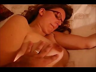 Amateur wife creampied on real homemade