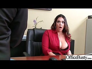 Office horny girl alison tyler with big melon tits enjoy hard bang mov 01