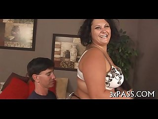 Bbw huge milk sacks