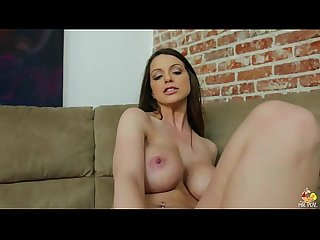 Amazing pov fuck with brooklyn chase