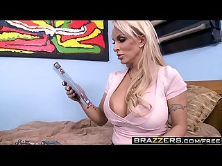 Brazzers mommy got boobs mommy likes porn scene starring holly halston and sonny hicks
