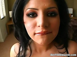 Sexy Sativa Rose sucks big dick