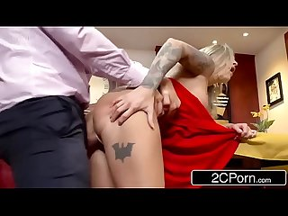 Fucking his favorite pornstar kleio valentien