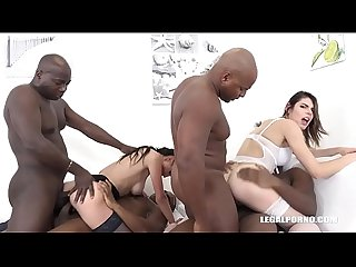 Nicole love jessica bell hardcore fisting big black cock anal destruction
