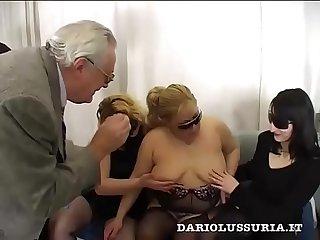 Porn casting of Dario Lussuria Vol. 11