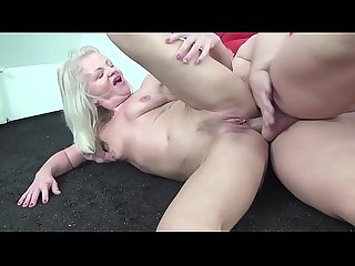 Viktoria - Hungarian bitch fucks hrad