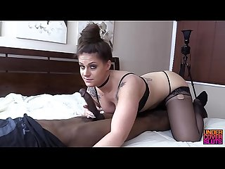 MILF Cucks Husband with 10 Enormous BBC