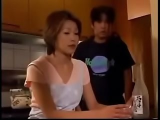 Japanese mom gets Good fuck