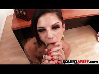 Bonnie rotten squirting pussy