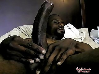 Hung black hunk iceberg returns