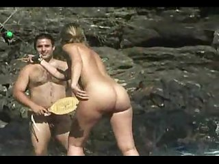 Nudist beach girl hairy nudist