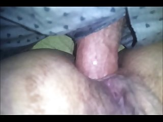 Chunky milf gets her asshole filled