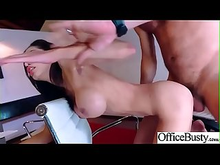 Superb girl shay evans with round big boobs banged in office Vid 28