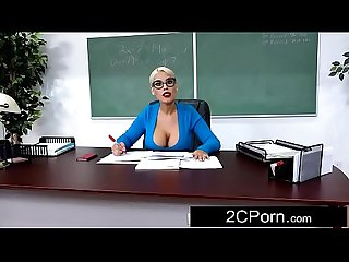 Student wants his teacher S big tits bridgette B
