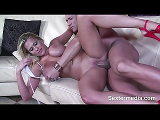 Chick bitch house maid likes to be hooked later get fuckhole licked & fucked