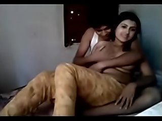 Indian teen couple cam show - Porn300.com
