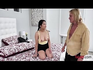 Teen Asian Slut Fucked By Uncle And Aunt As Punishment- Alona Bloom And Katie Morgan
