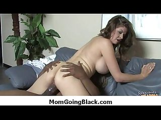 Watch sexy hot mom getting fucked by big black cock 15