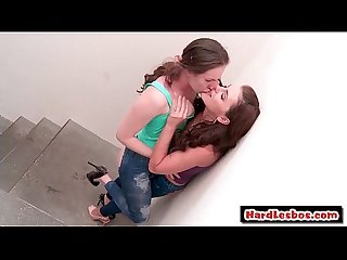 Naughty Busty Lesbos Fuck Each Other Hard 06