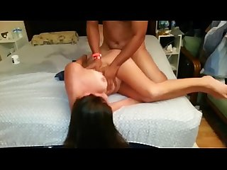 Squirting wife is bbc Bull S personal whore part2 on jencams me