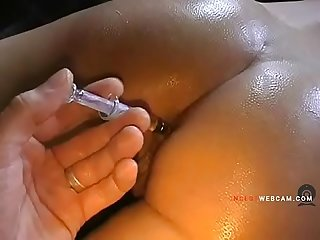 Webcam brother creampies in sister s ass