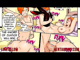 Future milf kim possible hentai fucked by her step son