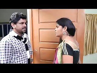 Sleeping indian aunty romance with thief 270p