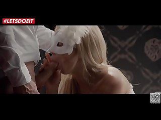 LETSDOEIT - Russian Teen Gets Multiple Orgasms In Kinky Fantasy Sex (Katrin Tequila)