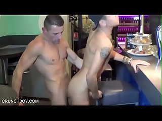 Dylan parker fucked by the handsome david olivier