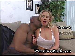 Pleasing wife fucks cock like champ