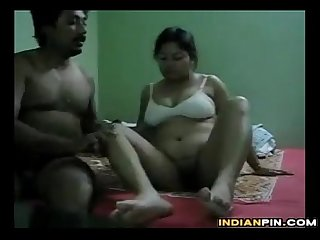 Thick indian and her husband fucking