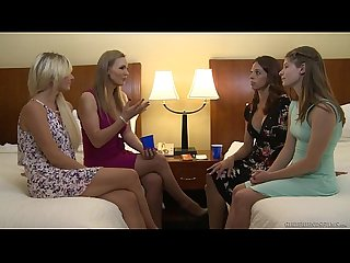 Tanya tate and a newbie lesbian alice march girlfriends films