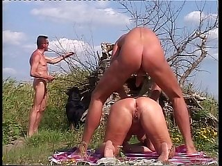 Anal Pic-Nic for my MOTHER!!!