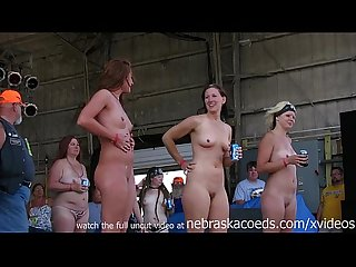 wet ultra hot iowa biker chicks naked in public