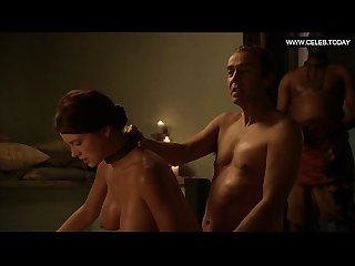 Lucy lawless lesley ann brandt etc big boobs spartacus blood and sand s01e06 2010