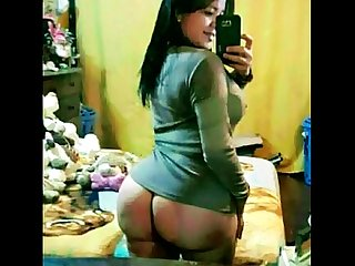 Sexy hispanic Milf