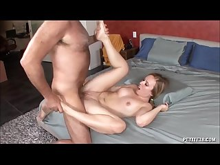 Sexy Teen Likes Older Cocks