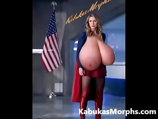 Breast expansion celebrity fakes by kabuka
