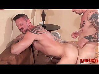 Fucking hardcore in the gym gay fucking rimming bareback
