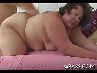 Large beautiful woman porno