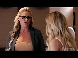 Phoenix Marie and jessa rhodes at girlsway