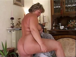 That S how i fuck my mature fat wife