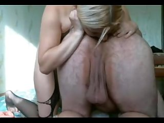 Horny chubby bbw gagging on dick and rimming on cam Xxx nastycamz period net