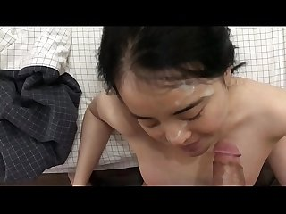Hot Teen Asian Cumshot Compilation pt period 1