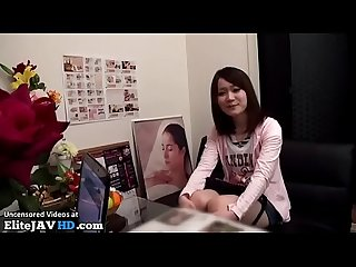 Japanese massage with tiny 18yo goes wrong more at elitejavhd com