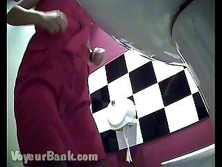 Spycam toilet