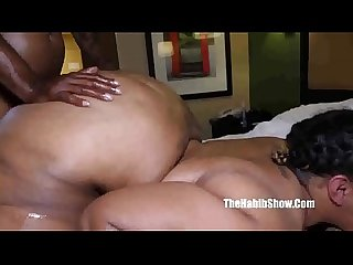 Worlds phattest booty juicy red creo fucked bbc