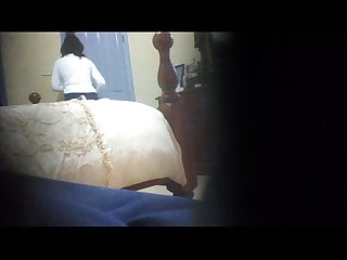 Mom caught changing on spycam please comment