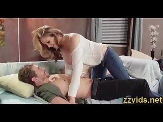 Julia ann stunning blonde milf fucking